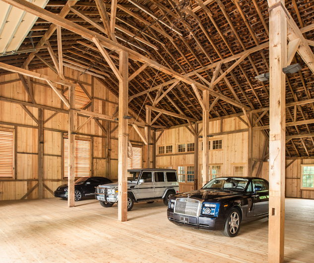 A Look At Some Awesome Garages From Houzz Com Homes Of