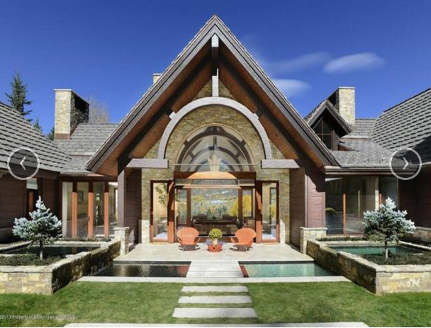 $39.75 Million Newly Listed Mansion In Aspen, CO
