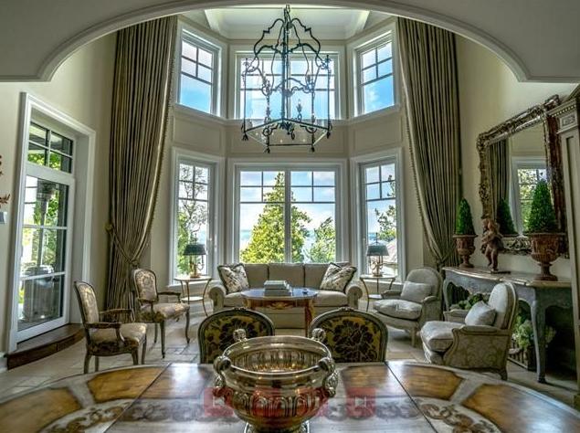 $25 Million Estate In Canada
