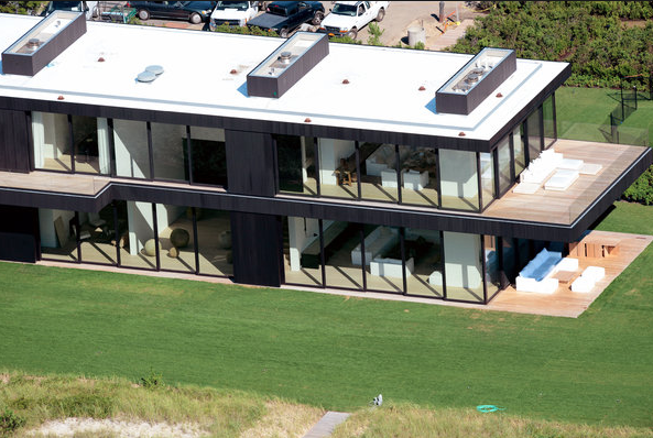 calvin klein s 75 million hamptons estate almost finished homes