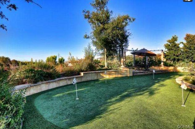 $9.9 Million 17,000 Square Foot Mansion In Irvine, CA