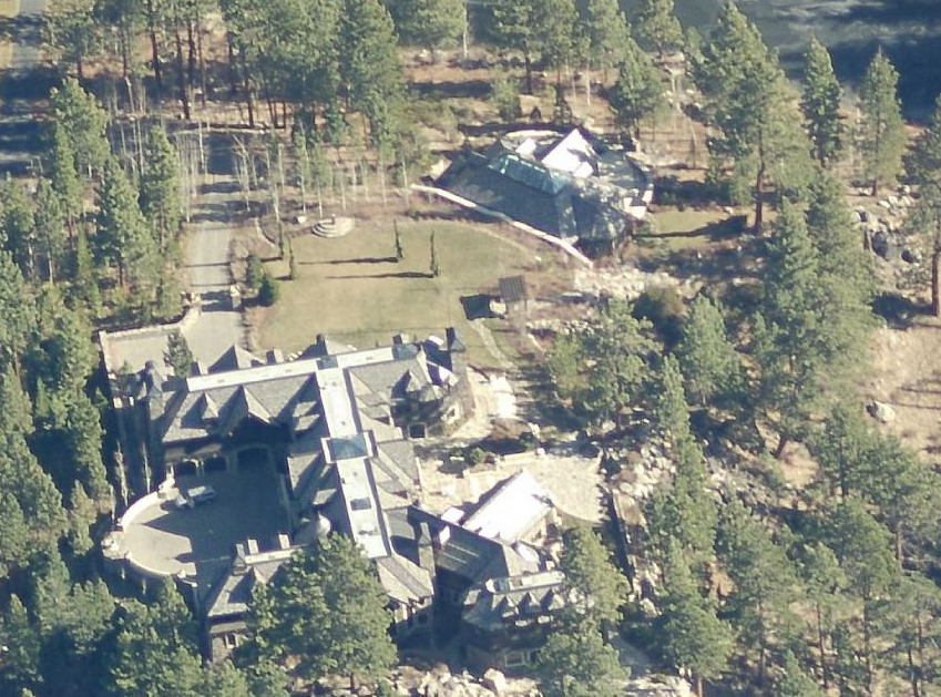 The Tranquility Estate Now Visible In Bing Maps' Bird's Eye View