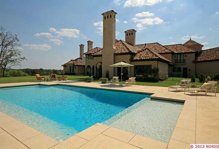 $6.8 Million Mansion In Jenks, OK