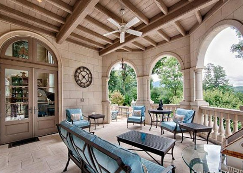 Newly Listed 10 75 Million French Chateau In Biltmore