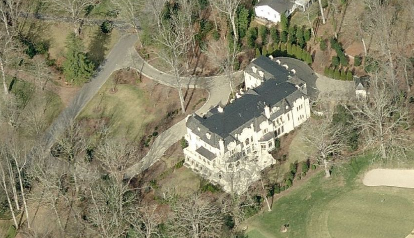 Newly Listed $10.75 Million French Chateau In Biltmore Forest, NC