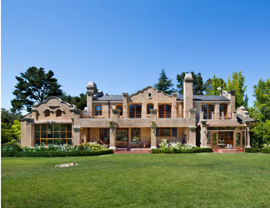Two Newly Listed Atherton, CA Mansions