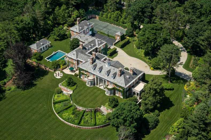 Newly Listed 26 5 Million Georgian Colonial Mega Mansion