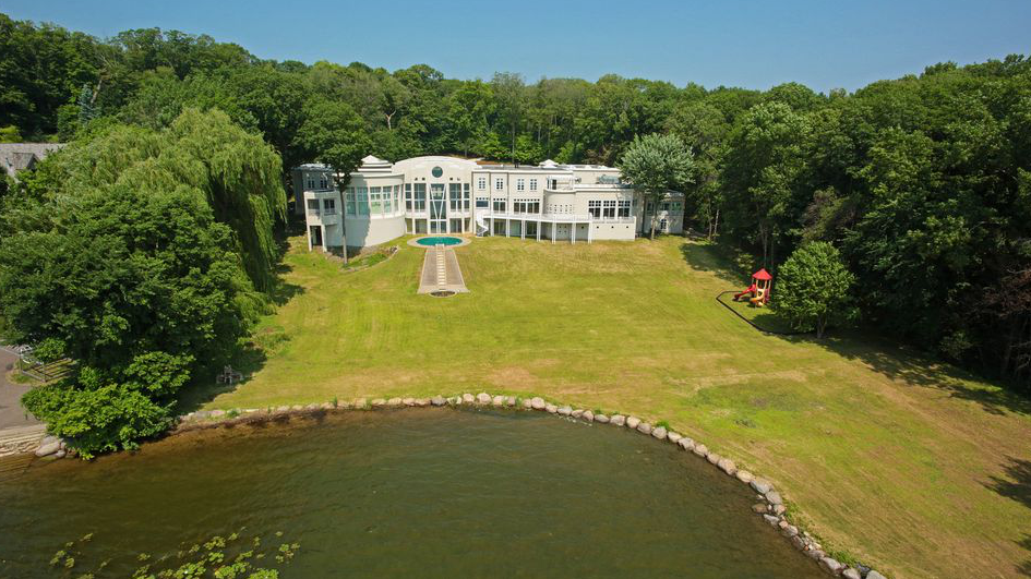 Jimmy Jam's Former Minnesota Mega Mansion Re-Listed For $4.5 Million