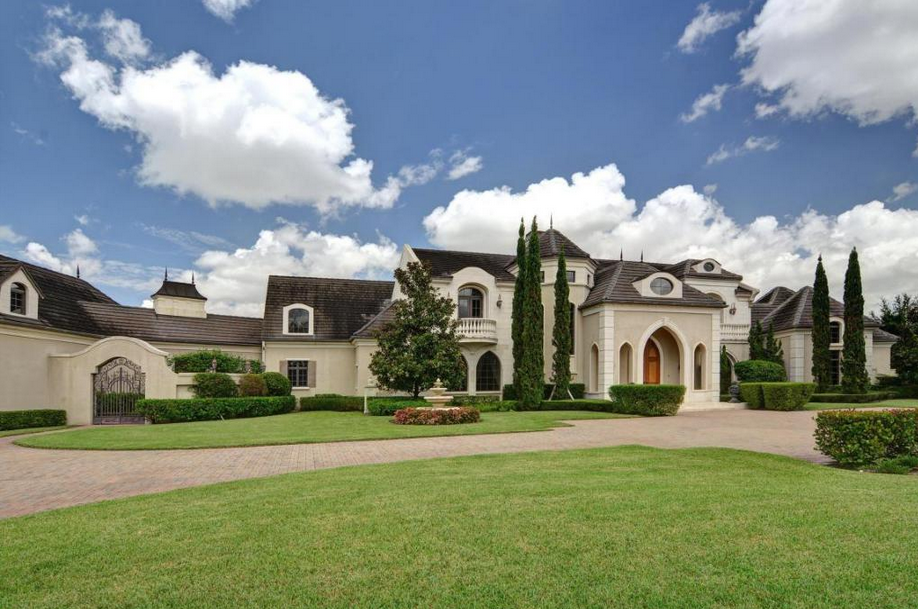 Chateau Ami A 6 9 Millioin French Inspired Mansion In