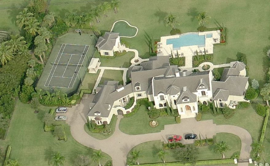 Chateau Ami – A $6.9 Millioin French Inspired Mansion In Delray Beach, FL