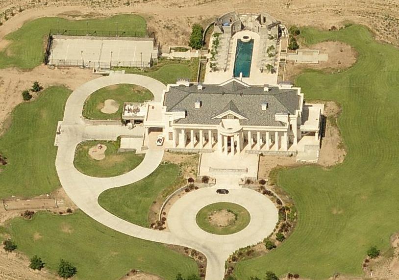 Poll: Which 30,000 Square Foot Mega Estate Do You Prefer?