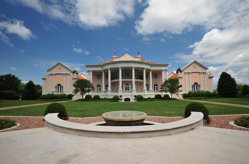 Bristol (VA) United States  City new picture : 69 Acre Estate In Bristol, VA With 20,000 Square Foot Mansion | Homes ...