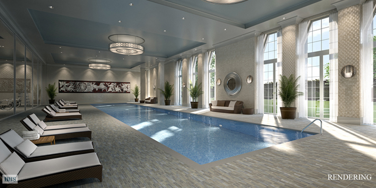 The Residence At River House – A $130 Million 62,000 Square Foot Super Mansion In New York City