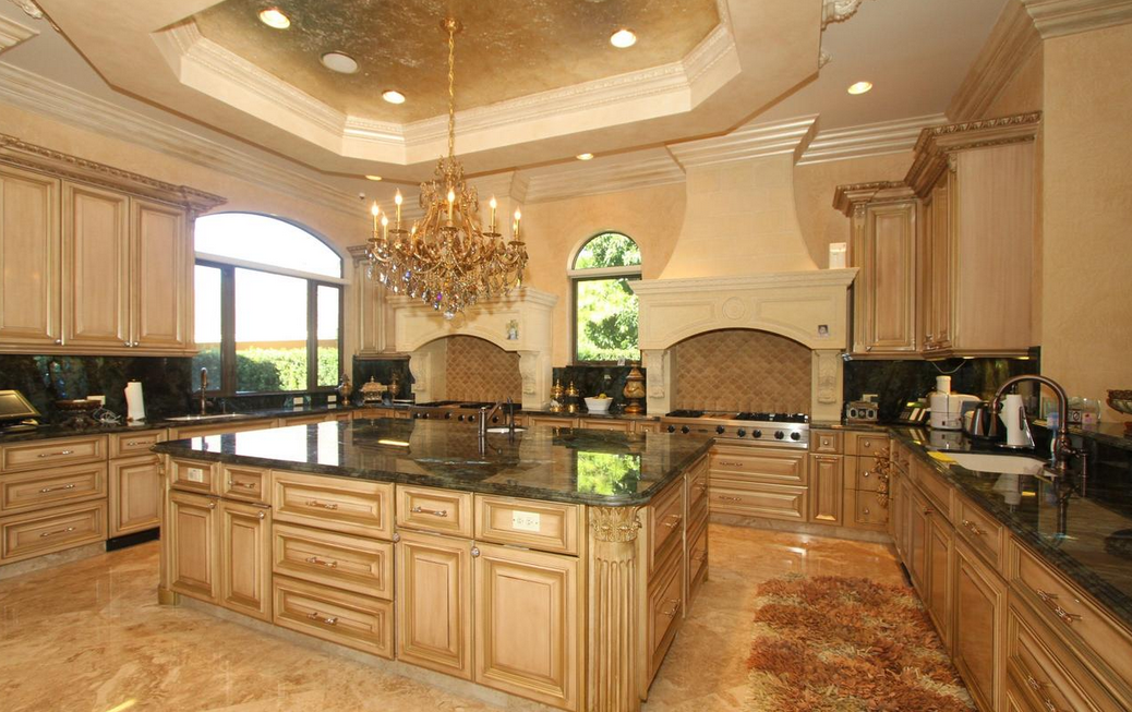 Opulent 18,000 Square Foot Mansion In Hollywood, FL