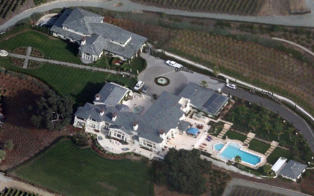 $42 Million 101 Acre Estate In Alamo, CA