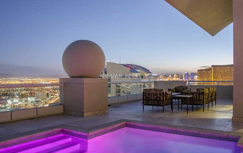 Opulent $6.5 Million Penthouse In Las Vegas, NV