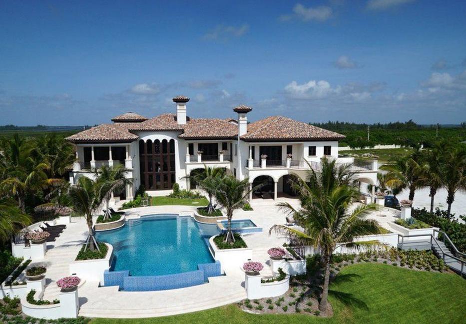 Splendida Dimora A Newly Built 18 875 Million Oceanfront Estate In Vero Beach Fl