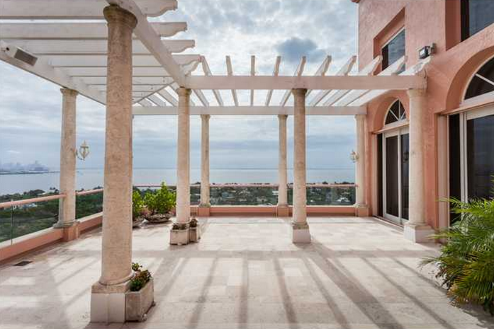$7.9 Million Bank Owned Penthouse In Coral Gables, FL