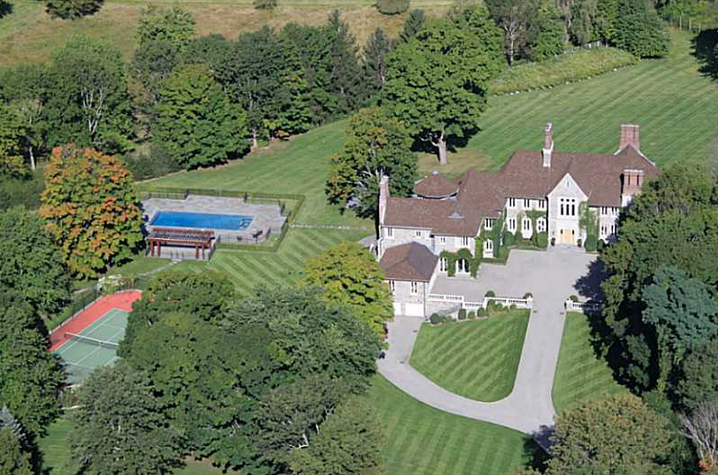 Newly Listed $18.5 Million English Manor In Greenwich, CT