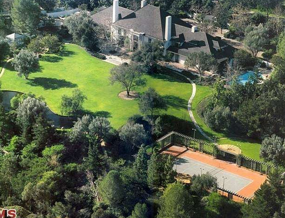 Historic Estate In Los Angeles, CA On The Market For $75 Million
