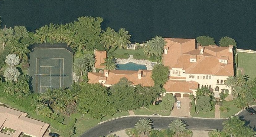 $14.9 Million Mediterranean Estate In Boca Raton, FL