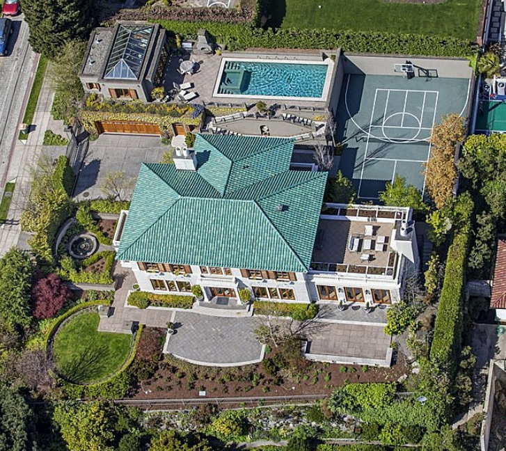 $11.5 Million Beautifully Restored 1933 Mansion In Seattle, WA