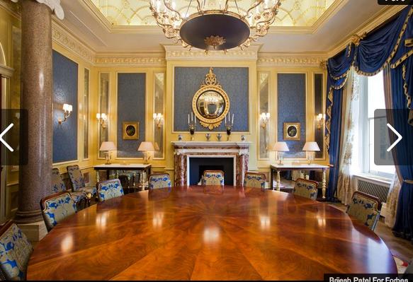 Look Inside Square Foot London Mega Mansion