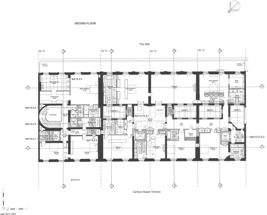 Floorplans homes of the rich the 1 real estate blog Mega mansion floor plans
