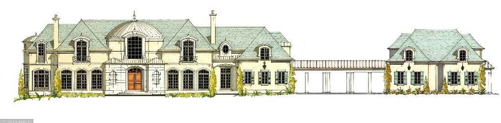 Proposed $24 Million 20,000 Square Foot Mansion In McLean, VA