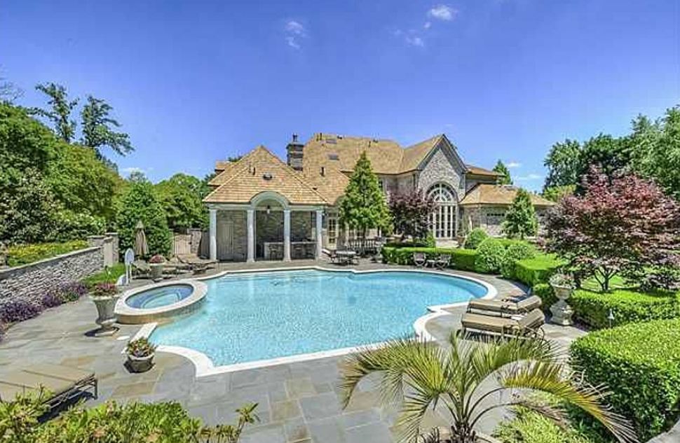 $5.95 Million European Style Stone Mansion In Charlotte, NC