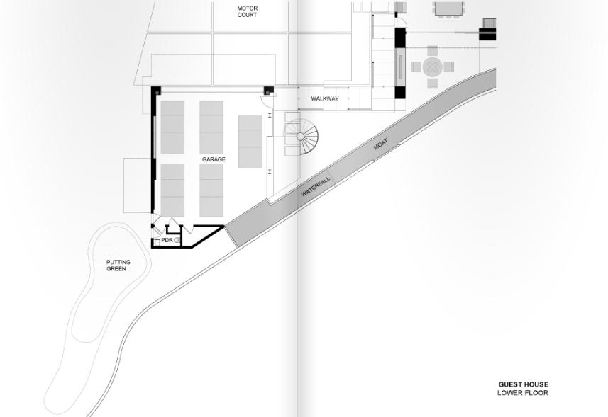 Floor Plans To 1201 Laurel Way In Beverly Hills, CA