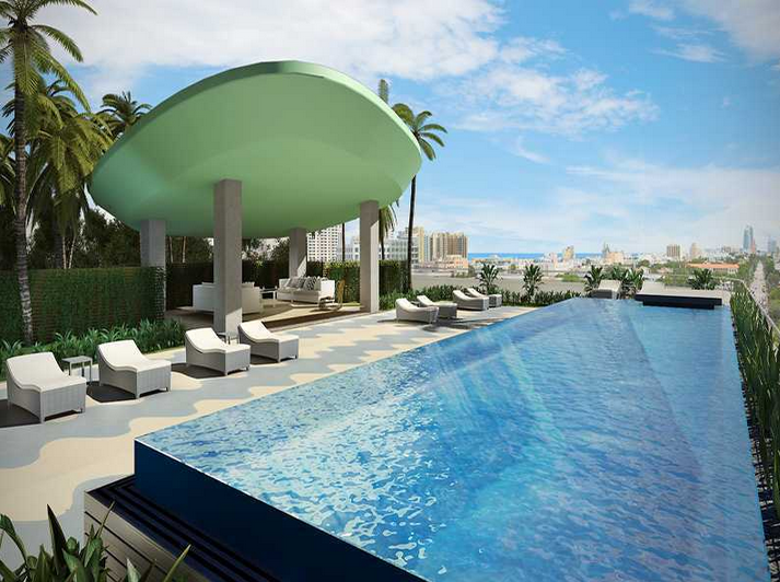 $29 Million Proposed 28,000 Square Foot Duplex Penthouse In Miami Beach, FL