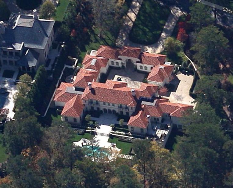 Stunning Newly Listed Mediterranean Mansion In Atlanta, GA