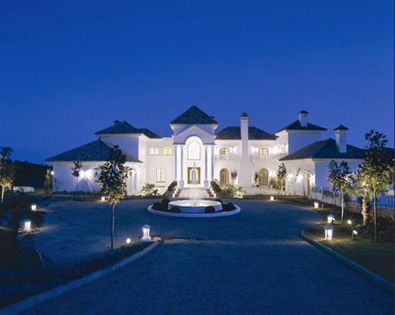 14 5 Million Neo Classical Style Newly Built Mansion In Malibu Ca in addition Homestead Michael Schumacher World Tower moreover 31000 Square Foot Mega Mansion In Marbella Spain likewise Tuscan Waterfront Estate In Newport Beach Ca 100000month together with 9 Bedroom Feature Wall. on penthouse apartment floor plans