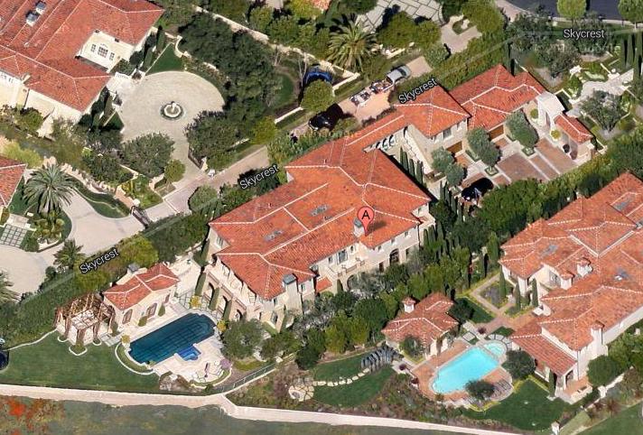 Gorgeous $18.5 Million Italian Inspired Mansion In Newport Coast, CA