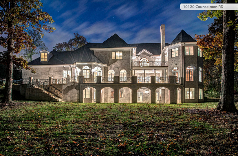 Image gallery homes in potomac maryland for Luxury real estate washington dc