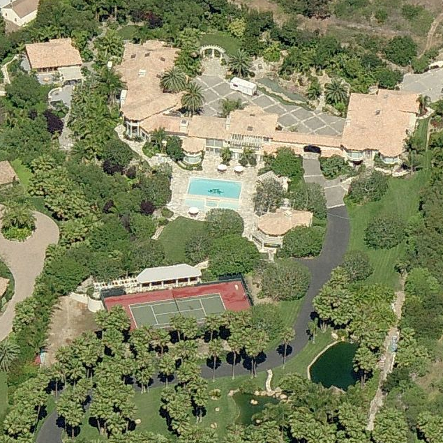 4 Acre Compound In Rancho Santa Fe, CA