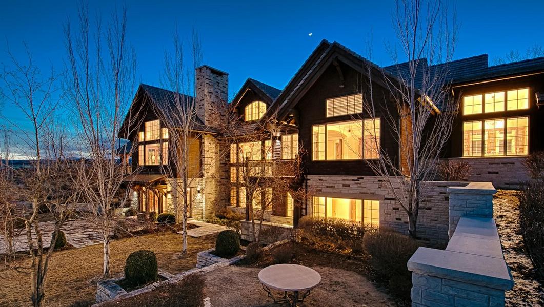 Maison Caribou – A 12,000 Square Foot Mansion In Longmont, CO
