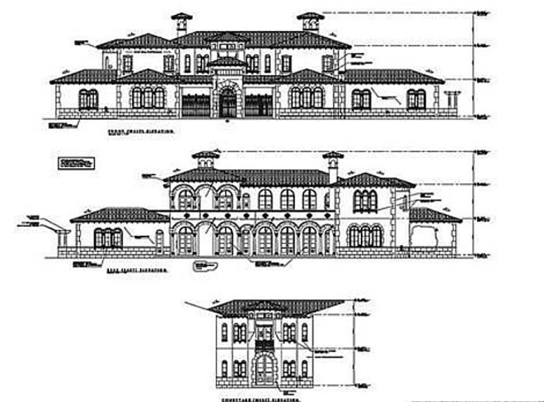 13,000 Square Foot Mansion In Miramar, FL Being Sold As-Is