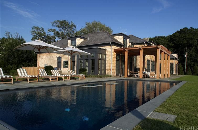 $9.995 Million Contemporary Waterfront Mansion In Mamaroneck, NY