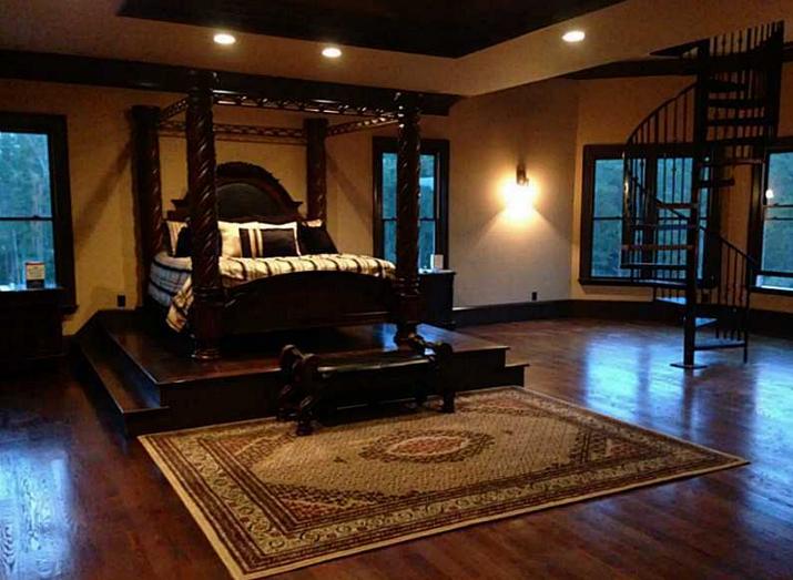 17,000 Square Foot Lakefront Mansion In Villa Rica, GA