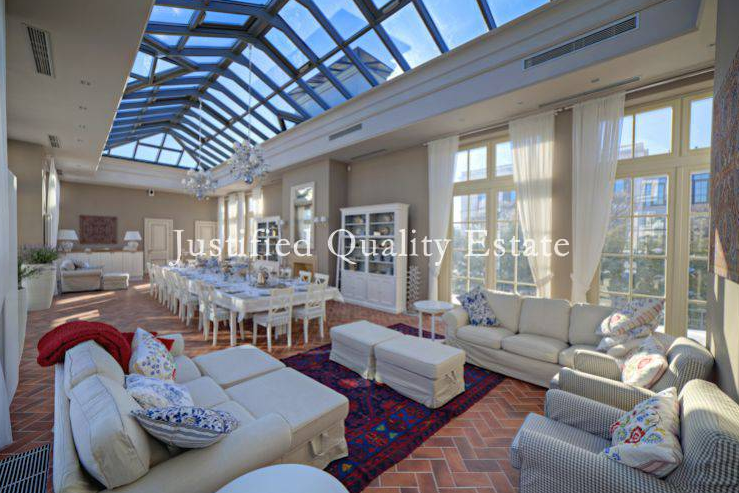 $35 Million Newly Listed 34,000 Square Foot Estate In Russia