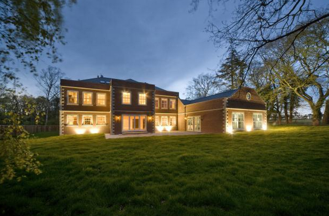 The Birches – A 16,500 Square Foot Mansion In Northumberland, England