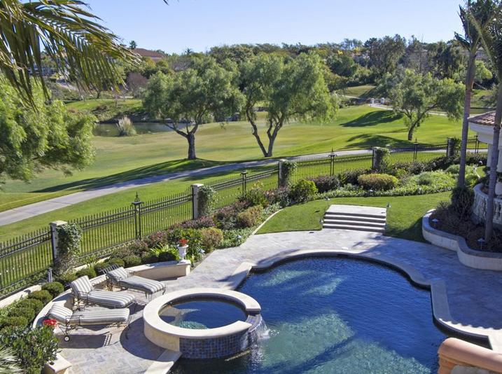 $5.4 Million Mediterranean Mansion In Camarillo, CA