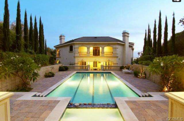 $4.995 Million Stately European Inspired Home In Monrovia, CA