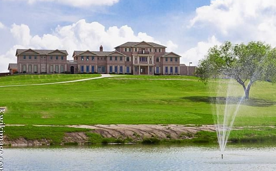44 Acre Estate In Sherman Tx Homes Of The Rich