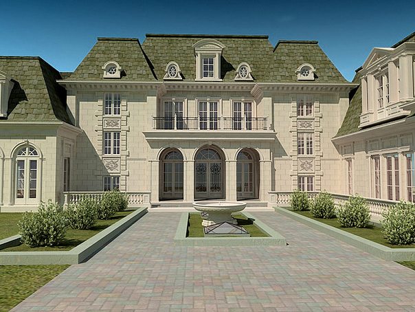 27000 Square Foot Unfinished Mansion In Toronto Canada
