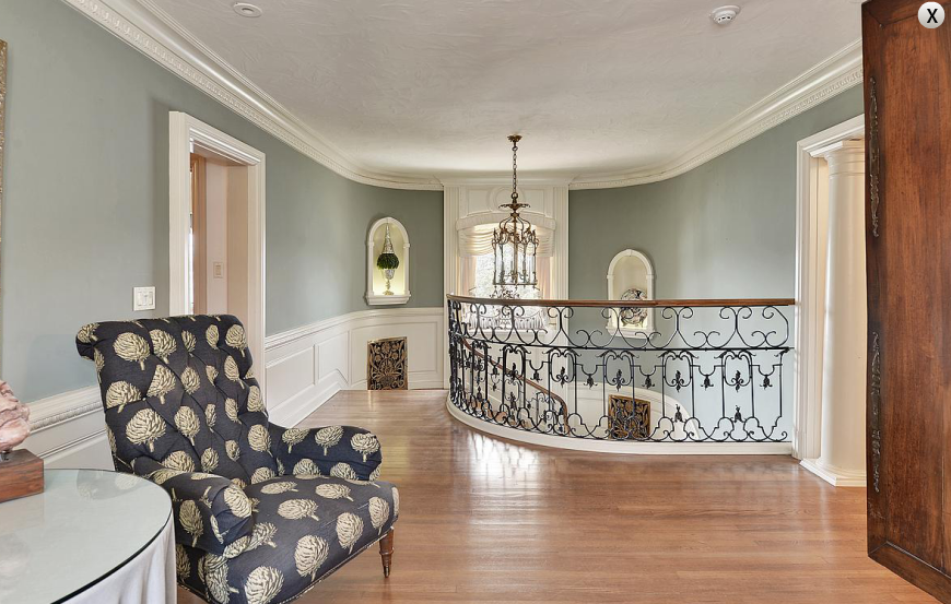 15,000 Square Foot Historic French Country Mansion In Oconomowoc, WI