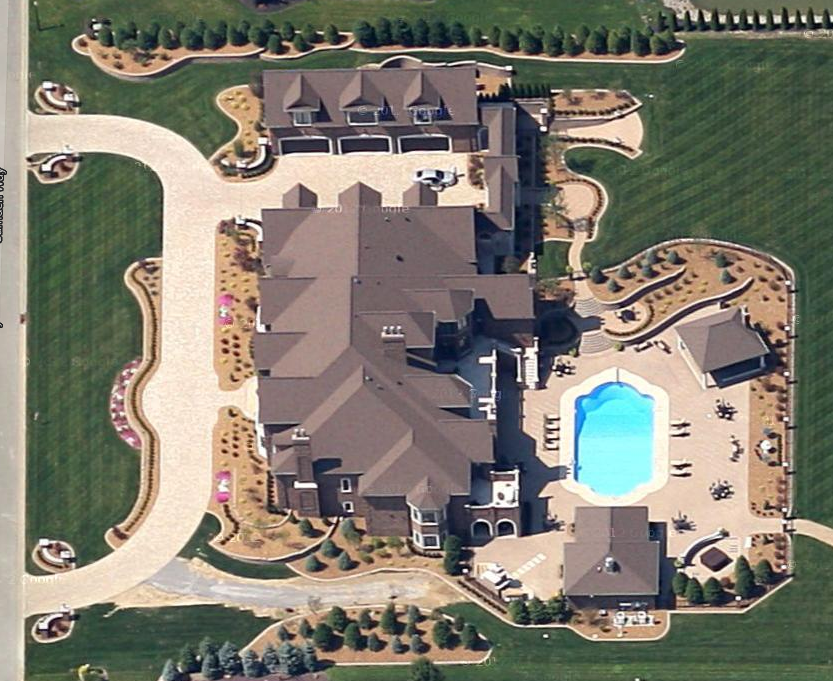 32 000 Square Foot Newly Built Mega Mansion In Canfield
