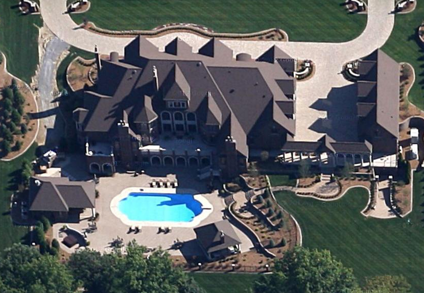 32,000 Square Foot Newly Built Mega Mansion In Canfield, OH